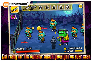 Monster Mayhem – Zombie Shooting And Tower Defence
