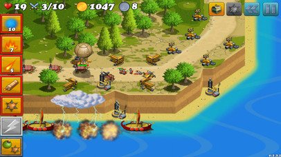 Tower Defense of Fields: Greece Tower Defense