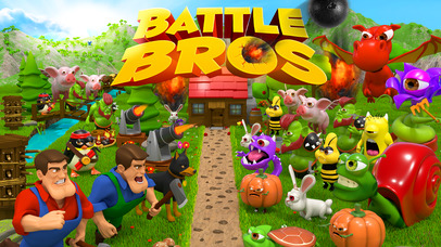 Battle Bros – Tower Defense