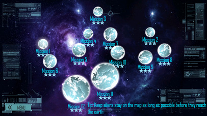 Infinite Galaxy Tower Defense War of Heroes